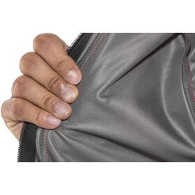 Löffler San Remo Windstopper Softshell Fahrrad Zip-Off Jacke Herren rot
